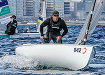 Tom Ramshaw Sailing 2
