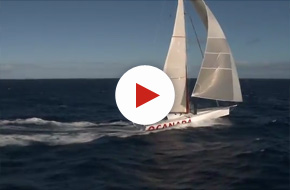 Sailing Around the World Pt 4 - California to Hawaii Transpac 2011 - Teaser #3.