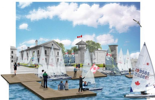 International Sailing Centre of Excellence at Kingston (ISCEK)