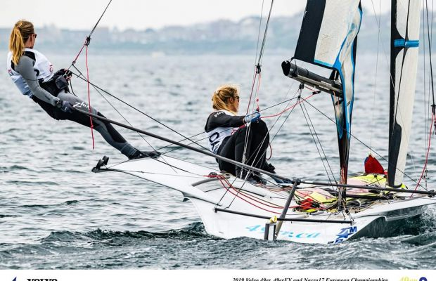 2019 European Championships Weymouth, UK