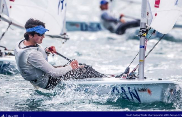 2017 Isaf Youth Worlds in China
