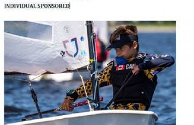 Sponsor a young sailor