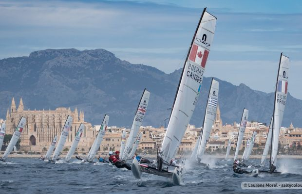World Cup - Nacra 17