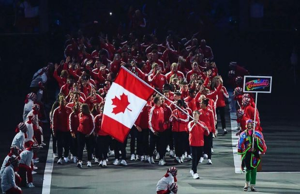 Pan Am Games Opening Ceremonies